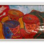 124 inspiratie uit Istanboel 70 x 50cm