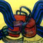 25 namaste – nepal 60 x 40cm