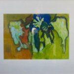 3 schilderij 60 x 40cm