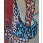93 schilderij 50 x 40 cm